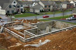 LEED guidelines are structured similarly for both homes and businesses in that they separate credit points and prerequisites into several areas of compliance. See more home construction pictures.