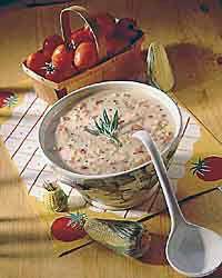 Corn and Tomato Chowder