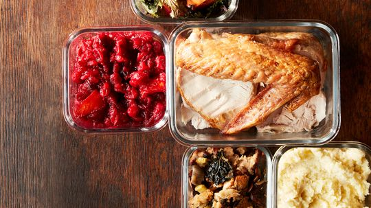 10 Ways to Reuse Your Thanksgiving Leftovers