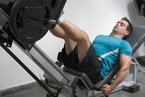 Just because your legs get exercise when you're running doesn't mean you don't still owe those muscles some time at the gym.