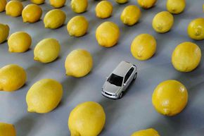 The odds are pretty slim that you'll ever need lemon law protection; but it never hurts to know the law -- just in case. Want to learn more? Check out these money scam pictures.