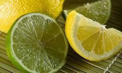 Lemons and limes can be used to treat oily skin.