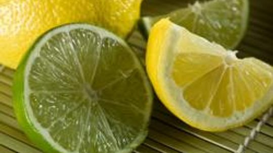 What are some citrus allergy symptoms?