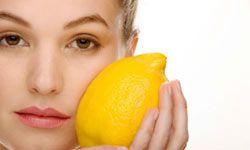 Lemon juice can dry up pimples.