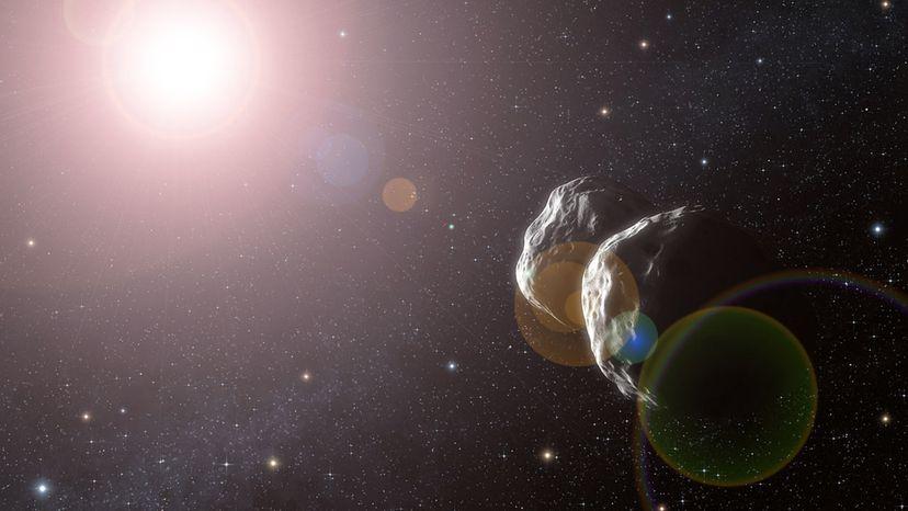 "Asteroid ""2019 LF6"""