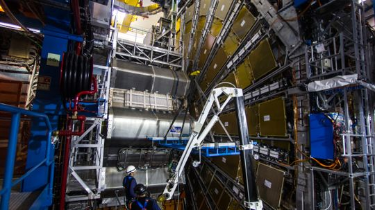 Can the LHC prove string theory?