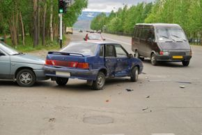 Image Gallery: Car Safety The amount of liability insurance that you need depends on the value of the assets you're protecting. See more car safety pictures.