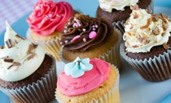Cupcakes don't have to be a bad thing. There are several you can enjoy guilt-free. See more pictures of enlightened desserts.