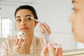 Light reflecting makeup can really make you shine -- in a good way.