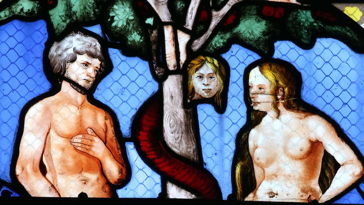 Looking cast adam for eve Adam and