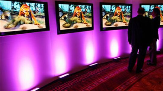 Is there a limit to how high-definition TVs can get?