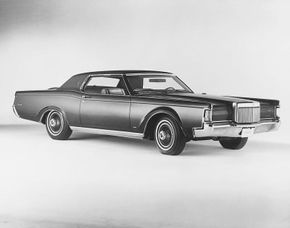 The 1969 Lincoln Mark III, with its more than six-foot-long hood, was immensely popular, nearly matching the Cadillac Eldorado in sales.