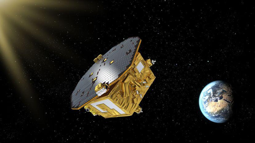 ESA's LISA Pathfinder