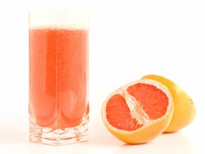 Sorry, grapefruit lovers. The fruit and its juice are off-limits when you're on certain medications.