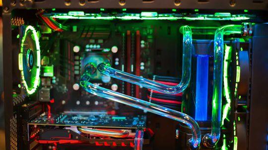 How Liquid-cooled PCs Work