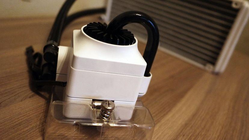 pump for liquid-cooled PC