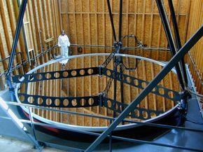The Large Zenith Telescope