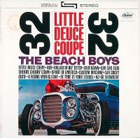The Beach Boys album that gave Chili's hot rod its famous name.