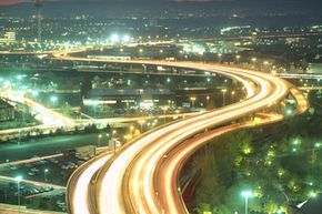 Urban traffic serves as a simple model for the complexity of human society.