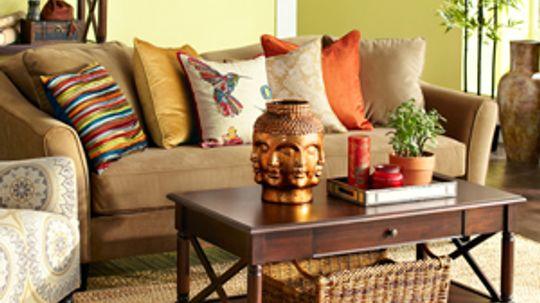 Classic Design: Living Room Décor