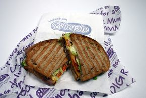This Blimpie's Durango Roast Beef Sandwich boasts a mere 8 net carbs.