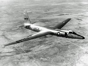 The Lockheed U-2 was one of the first and most important reconaissance aircraft.