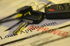 Check with the car dealership to see if you need a bank account to get a loan.
