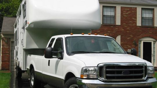How to Load and Unload Towed Vehicles