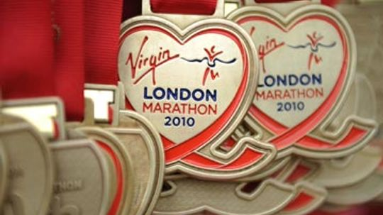 How the London Marathon Works