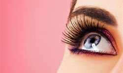 If you aren't blessed with long lashes, there are tricks you can do to blow them out.
