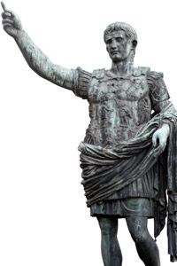 Julius Caesar's appointment is a core component of the Roman Empire's history.