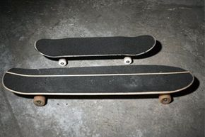 Longboards can be modified to specifications perfectly suited for each individual rider.