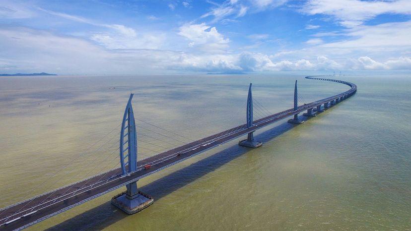 longest, bridge