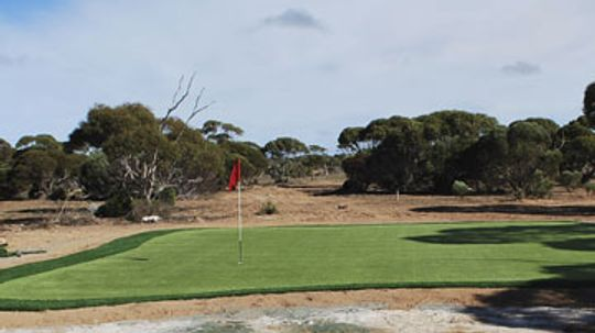 What is the world's longest golf course?