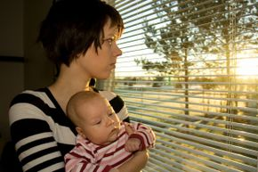 Postpartum psychosis is not the same as postpartum depression. If you think you have either, seek professional help.
