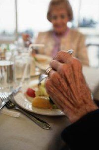 Seniors may find it tough to lose weight and easier to gain because they burn fewer calories the young.