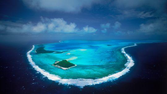 10 Lost Islands