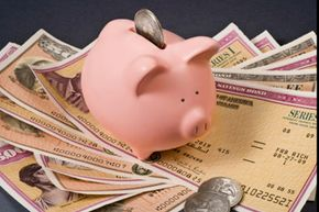 """You might be richer than you think if you have """"lost"""" savings bonds."""