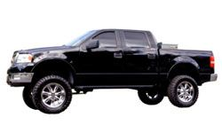 Image Gallery: Custom Cars If you want to lift your truck, there are several different options to consider. See pictures of custom cars.