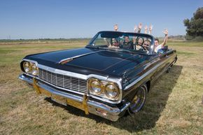 Lowriders are social cars meant to be shown, shared and enjoyed.