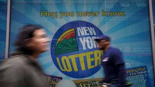How Lotteries Work