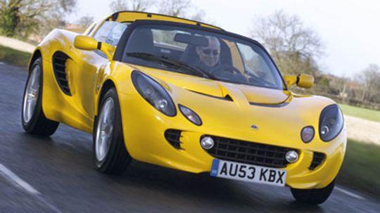 Lotus Sports Cars