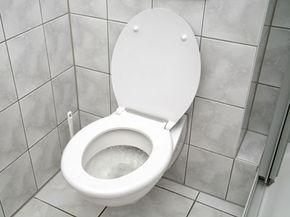 Today's low-flowtoiletsflush more effectively.