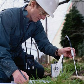A soil test can help you figure out what areas around your yard need to thrive.