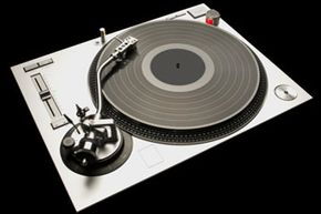 You can use your turntables to play your records, but why not use it to convert them to digital?