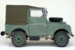Land Rover Series 1 - 1949