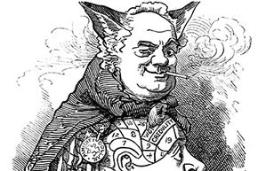 No matter how respectable Barnum wanted to appear, he would always have critics.