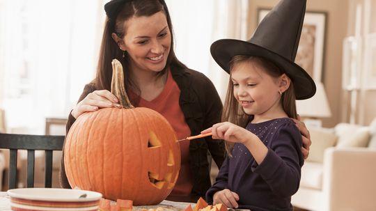 5 Easy Pumpkin Carving Patterns