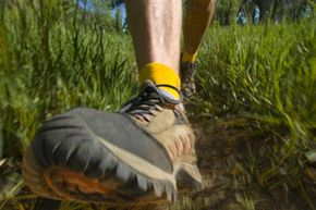 Taking care of your feet is very important on a backpacking trip.