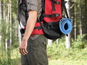 Make sure your backpack fits your torso correctly and hugs your hips in the right spot.